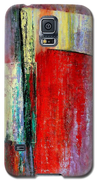 Let Justice Roll Down Like The Waters Galaxy S5 Case by Jim Whalen