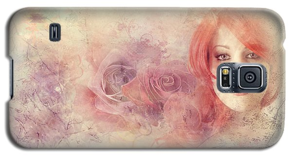 Galaxy S5 Case featuring the digital art Let Me Go  by Riana Van Staden