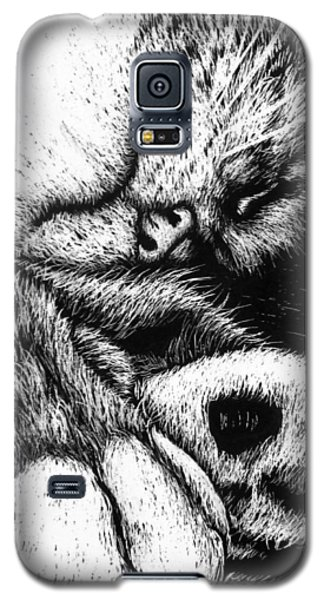 Let Sleeping Cats Lie Galaxy S5 Case