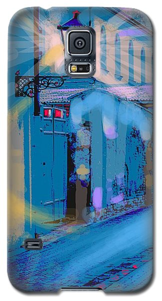 Let The Light Shine Galaxy S5 Case by Mary Armstrong
