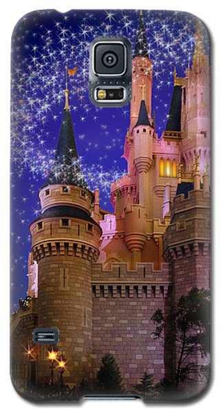 Galaxy S5 Case featuring the photograph Let The Magic Begin by Doug Kreuger