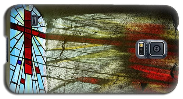 Galaxy S5 Case featuring the photograph Let There Be Light by Wendy Wilton