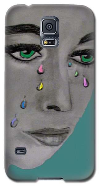 Let There Be Tears Galaxy S5 Case