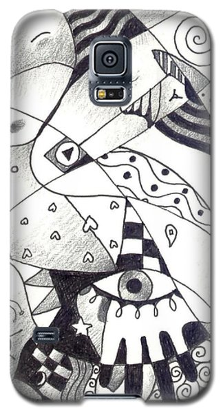 Let Us Dance Galaxy S5 Case by Helena Tiainen