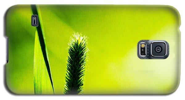 Let World Be Green Galaxy S5 Case by Alexander Senin