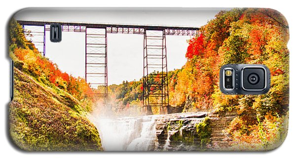 Letchworth State Park Galaxy S5 Case by Jim Lepard