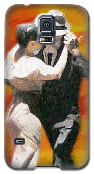 Let's Dance Galaxy S5 Case by James Shepherd