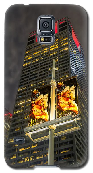 Let's Rodeo Galaxy S5 Case