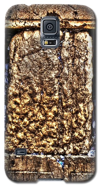 Galaxy S5 Case featuring the photograph Letters In The Wailing Wall by Doc Braham