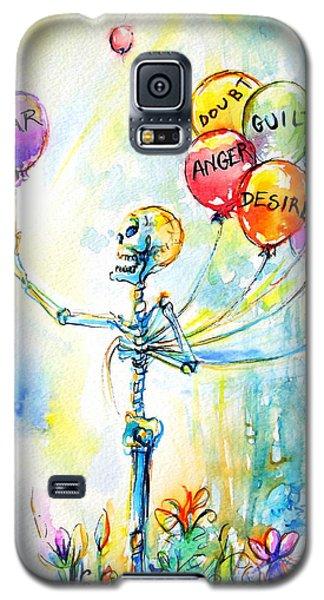 Letting Go Galaxy S5 Case