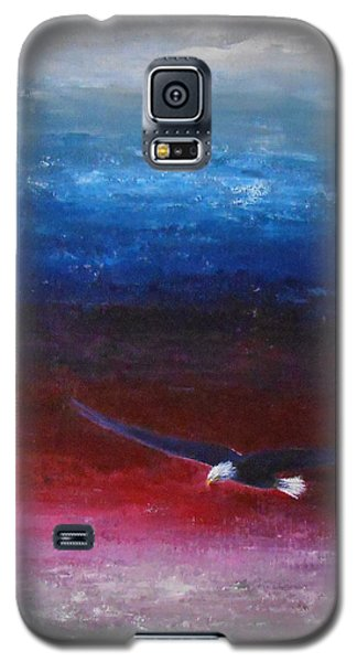 Letting Go Galaxy S5 Case by Jane  See