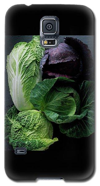 Lettuce Galaxy S5 Case by Romulo Yanes