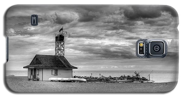 Leuty Lifeguard Station Galaxy S5 Case