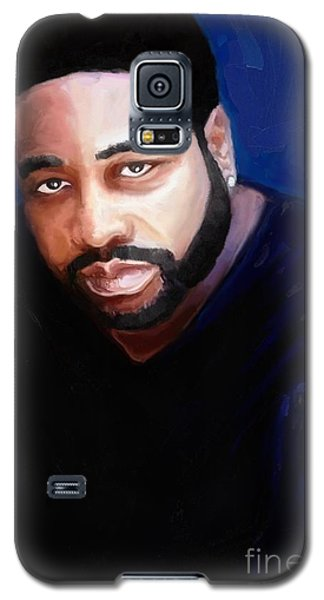 Galaxy S5 Case featuring the painting Levert by Vannetta Ferguson