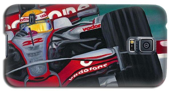Lewis Hamilton F1 World Champion 2008 Galaxy S5 Case