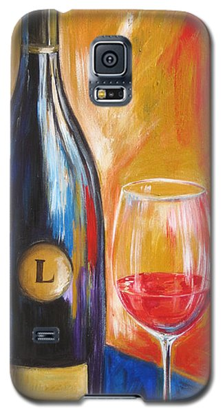 Lewis Galaxy S5 Case by Sheri  Chakamian
