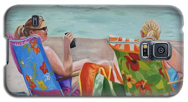 Ladies' Beach Retreat Galaxy S5 Case