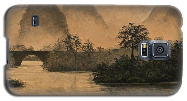 Li River China Galaxy S5 Case