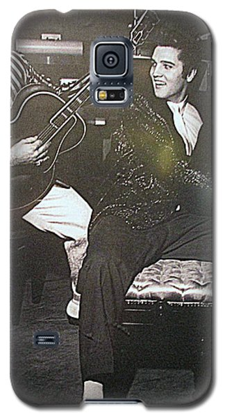 Liberace And Elvis Galaxy S5 Case