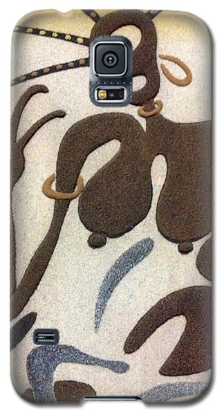Liberated  Galaxy S5 Case by Fania Simon