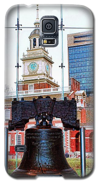 Liberty Bell Galaxy S5 Case