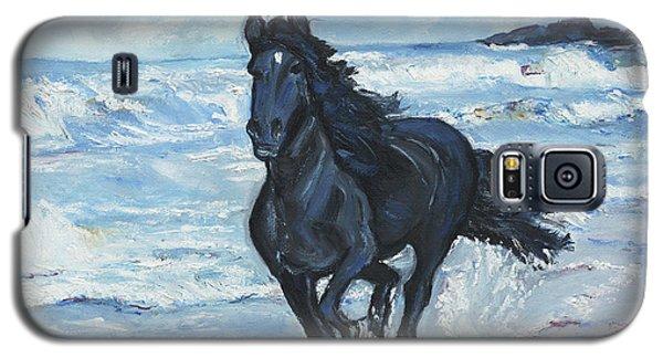 Liberty Galaxy S5 Case by Helena Bebirian