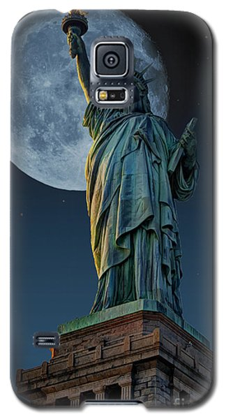 Liberty Moon Galaxy S5 Case