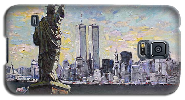 Liberty Galaxy S5 Case by Ylli Haruni
