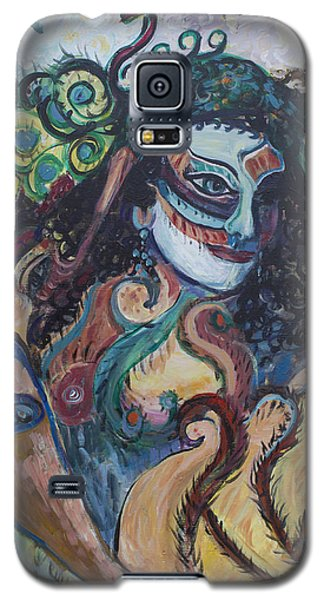 Librarian Of The Night #1 Galaxy S5 Case by Avonelle Kelsey