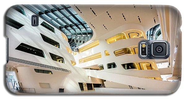 Library Interior 2  Zaha Hadid Wu Campus Vienna  Galaxy S5 Case
