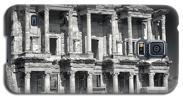 Library Of Celsus Ruins At Ephesus Galaxy S5 Case