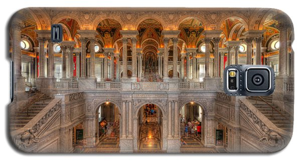 Library Of Congress Galaxy S5 Case by Steve Gadomski