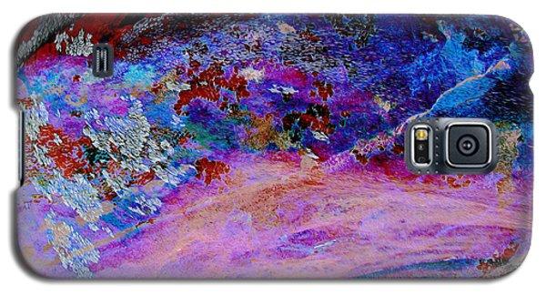 Lichen Sarabande Galaxy S5 Case by Stephanie Grant