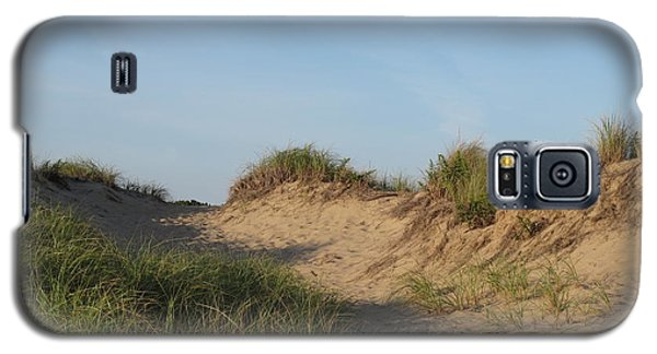 Lieutenant Island Dunes Galaxy S5 Case by Barbara McDevitt