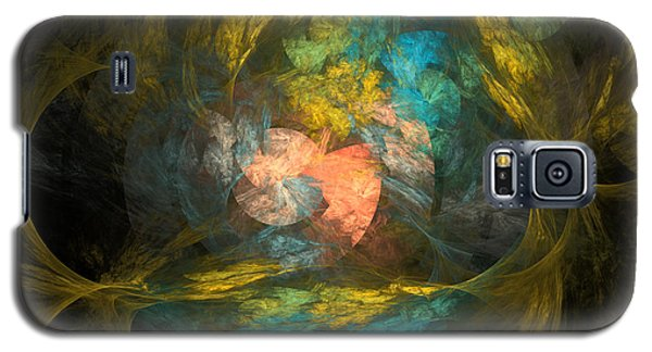 Galaxy S5 Case featuring the digital art Life After by Arlene Sundby