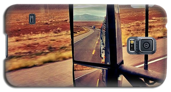 Life In My Rearview Mirror Galaxy S5 Case