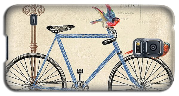 Life Is A Beautiful Ride Galaxy S5 Case by Jean Plout