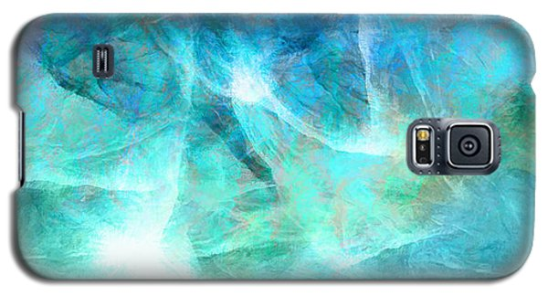 Life Is A Gift - Abstract Art Galaxy S5 Case