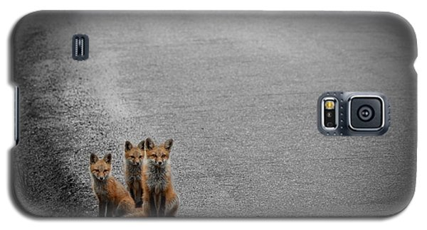 Life Is An Unknown Highway Galaxy S5 Case