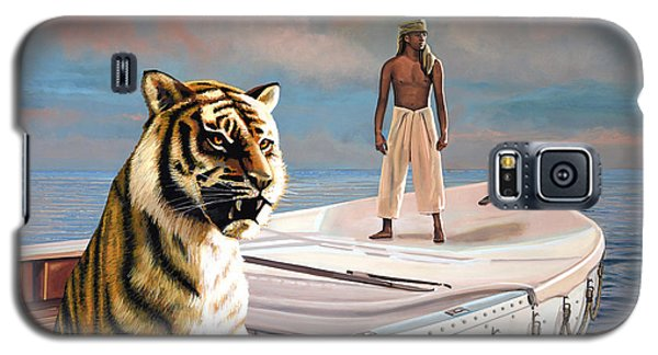 Life Of Pi Galaxy S5 Case by Paul Meijering
