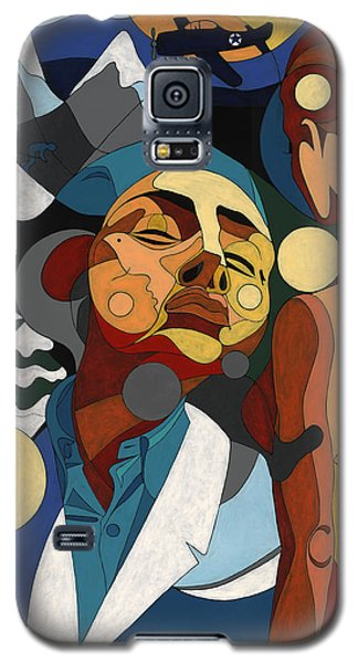 Life Of Roy Painting With Hidden Pictures Galaxy S5 Case