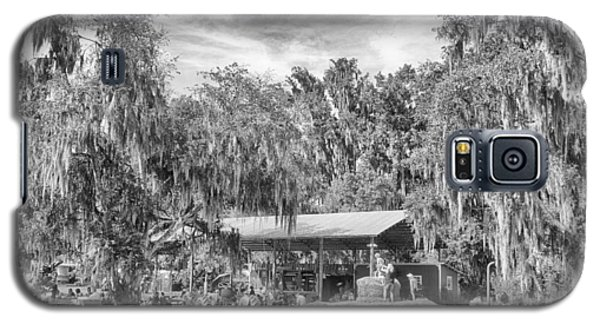 Galaxy S5 Case featuring the photograph Life On The Farm by Howard Salmon