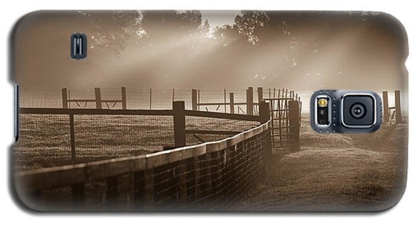 Life On The Farm Galaxy S5 Case