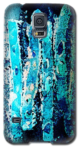Galaxy S5 Case featuring the digital art Life by Paula Ayers