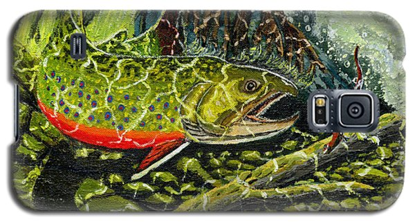 Life Under The Brook Galaxy S5 Case