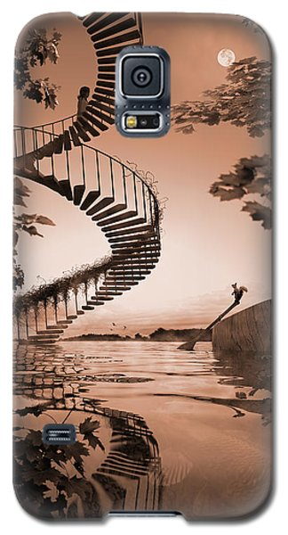 Life Without Stairs Galaxy S5 Case