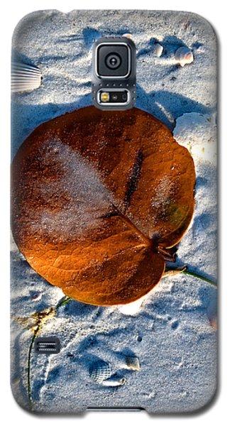 Life's A Beach Galaxy S5 Case