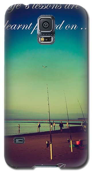 Life's Lessons Galaxy S5 Case