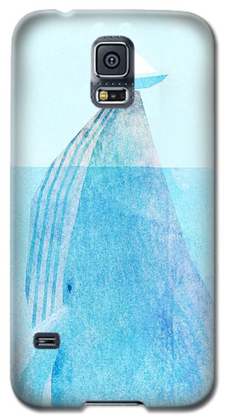 Lift Galaxy S5 Case by Eric Fan