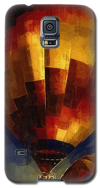 Galaxy S5 Case featuring the digital art Lift by Kirt Tisdale